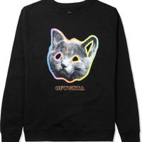 Odd Future Black OFWGKTA Tron Cat Crewneck Sweater | HYPEBEAST Store. Shop Online for Men's Fashion, Streetwear, Sneakers, Accessories