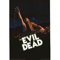 The Evil Dead Movie Poster 24x36