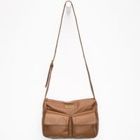 Volcom Simple Life Crossbody Bag Brown One Size For Women 26533340001