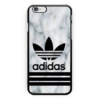 Adidas Marble White Logo Hard Case Cover Fit for iPhone 6/6s 6s Plus
