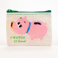 Change Is Good - Coin Purse