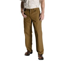 Dickies Relaxed Fit Duck Canvas Carpenter Pants, Size: