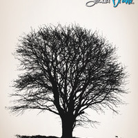 Vinyl Wall Decal Sticker Tree #OS_AA110