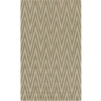 Diego Taupe Chevron Outdoor Rug