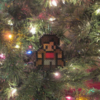 Firefly, Serenity Inspired Mal Bead Sprite Magnet, Ornament, or Wall Decor