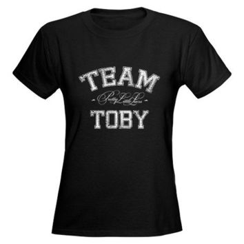 Team Toby - Pretty Little Liars Tee on CafePress.com