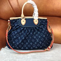 men jersep lv bag lv-louis-vuitton-womens-monogram-jeans-canvas-handbag-inclined-shoulder-bag-1