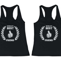 World's Best Friend Matching Tanks - 365 Printing Inc
