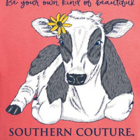 Be Beautiful Cow - Adult T-Shirt