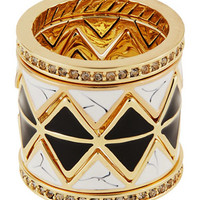 House Of Harlow 1960 Stackable Tribal Rings
