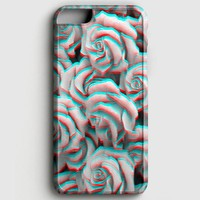Trippy 3D Roses iPhone 8 Case