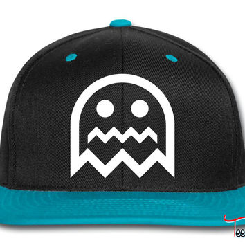 Ghost Outlined Snapback
