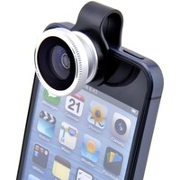 VicTsing® Clip-on Fisheye Lens Photo Kit For iPhone 4 4G 4S Galaxy S2 S3 SIII Note 2 II i9300