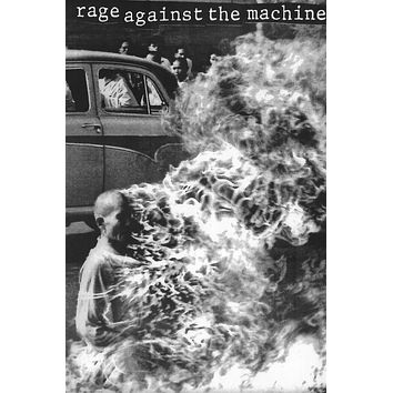 Rage Against the Machine Poster 24x36