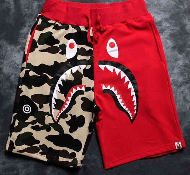 Bape Shark Shorts From Bydonye Com Things I Want As Gifts