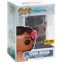 Funko Disney Moana Pop! Young Moana Vinyl Figure Hot Topic Exclusive
