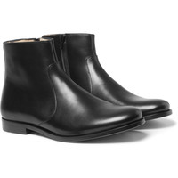 A.P.C. - Leather Chelsea Boots | MR PORTER