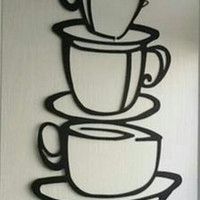 Coffee Cup Decalify