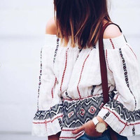 Belle Boho Blouse