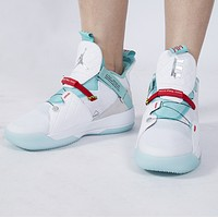 Hipgirls Jordan 33 Fashion New Sports Leisure Running Women Men Shoes White