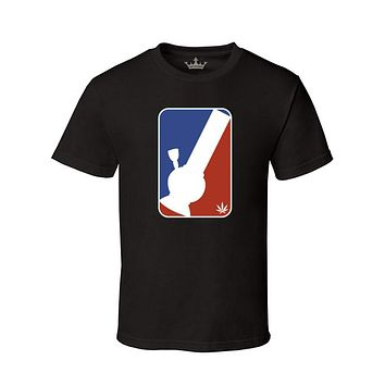 "Men's Soft Ringspun Cotton ""MLB"" Tee"