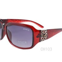 COACH POPULAR FASHION SUNGLASSES