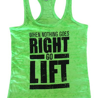 When noting goes right go lift -See Tank Color Options
