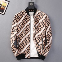 Fendi Women Men Cardigan Jacket Coat