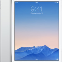 iPad Air 2 Wi-Fi 64GB - Silver - Apple