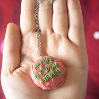Happee Birthdae Harry - Hagrid's cake Necklace