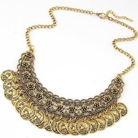Shiny Jewelry New Arrival Gift Metal Fashion Stylish Necklace [6586307079]