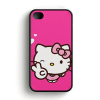 Hello Kitty Girl iPhone 4|4S Case