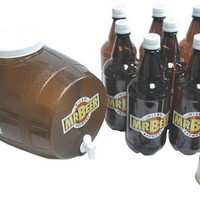 Mr. Beer Premium Edition Beer Kit - Make Your Own Beer, the Way You Like It