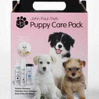 John Paul Puppy Care Pack - 3 Pieces