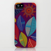Summers of Africa iPhone & iPod Case by Anny Cecilia Walter