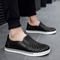 Summer Men Holes Sandals Beach Cool Sport Shoes Anti-slip Garden Flats Swimming Water Outdoor Cool Breathable Shoes for Male Big