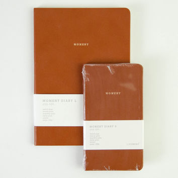 Moment Planner Brown