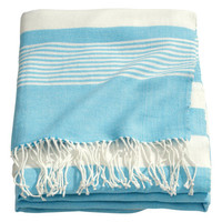 Striped Throw - from H&M