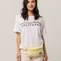 BILLABONG Sink Or Swim Yellow Fanny Pack