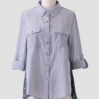 Prairie House Button-Up