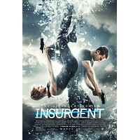 Insurgent 27x40 Movie Poster (2015)