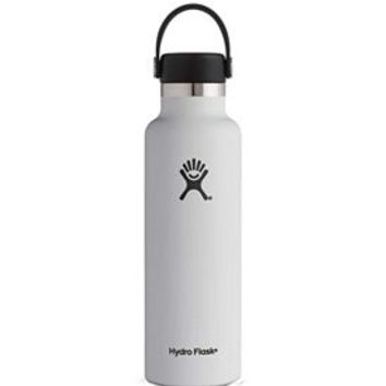 Hydro Flask Standard Mouth 21 oz. Bottle with Flex Cap | DICK'S Sporting GoodsProposition 65 warning iconProposition 65 warning icon