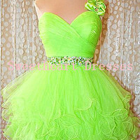 Charming Sweetheart prom party /prom dresses/homecoming dresses from Cute Dress