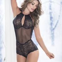 Special Night Lace Teddy
