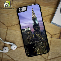 New York Sky View iPhone 6S Case by Avallen