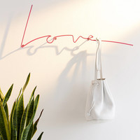 Love Wall Hook | Urban Outfitters