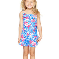 Girls Clinton Romper - Lilly Pulitzer