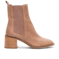 Alias Mae Gail Bootie in Taupe Burnished | REVOLVE