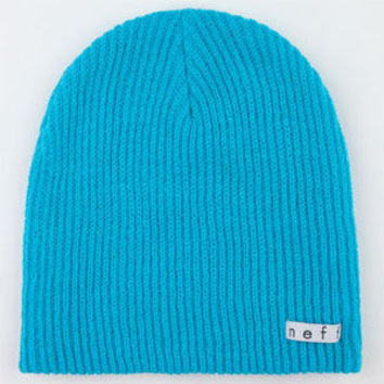 Neff Daily Beanie Turquoise One Size For Men 19792124101