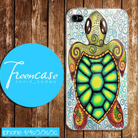 The baby turtles case for iphone 4 case,iphone 4s case, iphone 5 case, iphone 5s case, iphone 5c case